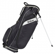 Wilson Profile Carry Bag - Black