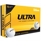 Wilson Ultra Golf Balls - 15 Ball Pack
