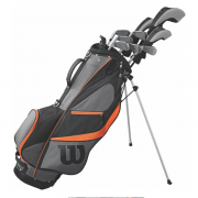 Wilson X31 Complete Graphite Set - Right Handed - 2019 Model