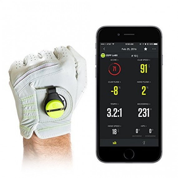 Zepp 3D Golf Swing Analyser 2.0