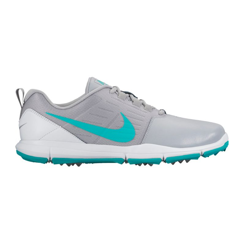 61992d47b752 Nike Explorer Golf Shoes - Grey Jade
